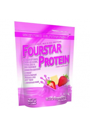 Fourstar Protein 500 гр (Scitec Nutrition)