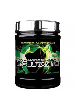 L-Glutamine 300 гр (Scitec Nutrition)