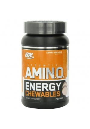 Amino Energy Chewables 75 табл (Optimum nutrition)