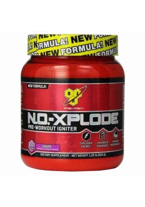 N.O.-Xplode New Formula 3.3 555 гр 1.22lb (BSN)