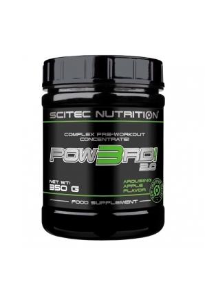 Pow3rd! 350 гр (Scitec Nutrition)
