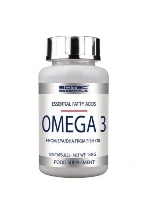 Omega 3 100 капс (Scitec Nutrition)