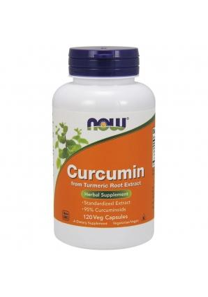 Curcumin 120 капс (NOW)