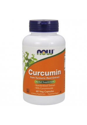 Curcumin 60 капс (NOW)