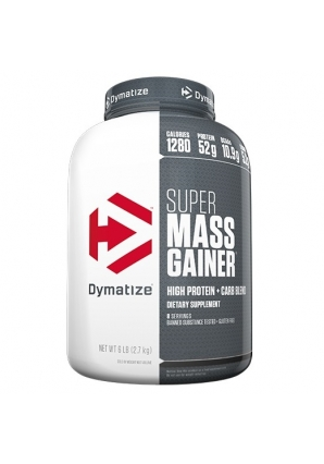 Super Mass Gainer 2722 гр. (Dymatize)
