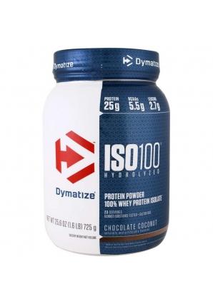 ISO-100 725 гр. 1.6lb (Dymatize)