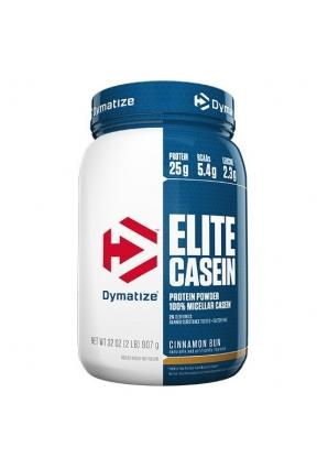 Elite Casein 907 гр. 2lb (Dymatize)