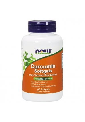 Curcumin 450 мг 60 капс (NOW)