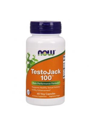 Testo Jack 100 - 60 капс (NOW)