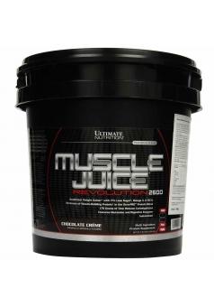 Muscle Juice Revolution 2600 - 5040 гр. 11lb (Ultimate Nutrition)