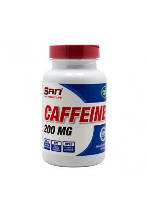 Caffeine Anhydrous 120 капс (SAN)