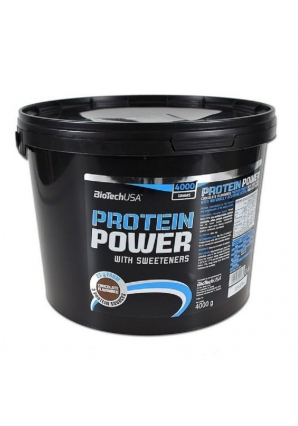 Protein Power 4000 гр (BiotechUSA)