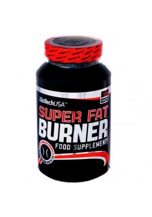 Super Fat Burner 120 табл (BiotechUSA)