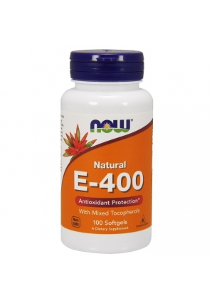 E-400 Mixed Toc 100 капс (NOW)