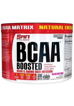 BCAA Boosted 104 гр (SAN)
