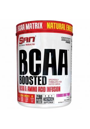 BCAA Boosted 417 гр (SAN)
