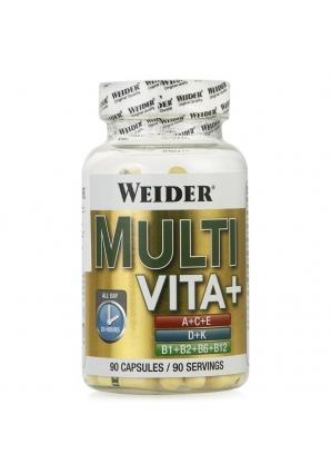Multi Vita+ 90 капс (Weider)