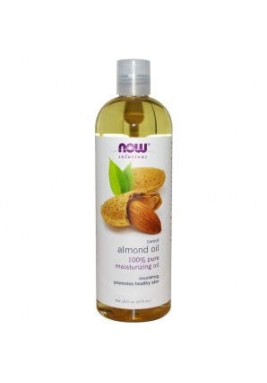 Almond Oil 473 мл (NOW)
