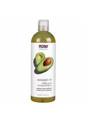 Avocado Oil 473 мл (NOW)