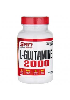 L-Glutamine 2000 100 капс (SAN)