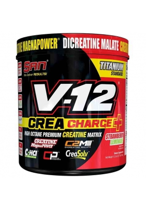 V-12 with Creacharge+ 348 гр. (SAN)