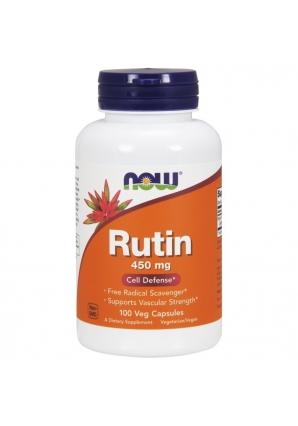 Rutin 450 мг 100 капc (NOW)