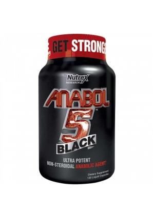 Anabol 5 Black 120 капс (Nutrex)