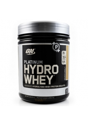 Platinum HydroWhey 454 гр. 1lb (Optimum nutrition)