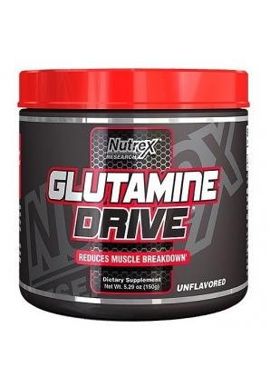 Glutamine Drive Black 150 гр (Nutrex)