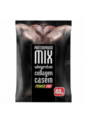 Protein Power Mix 1 шт 40 гр (Power Pro)