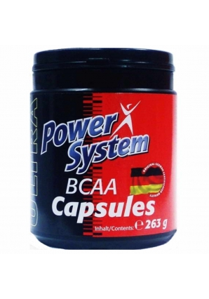 BCAA Capsules 360 капс (Power System)