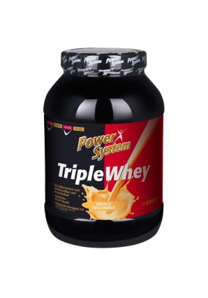 Triple Whey Protein 1000 гр (Power System)