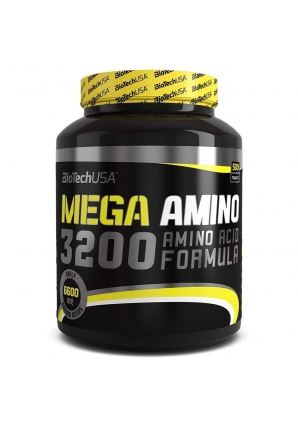 Mega Amino 500 табл (BiotechUSA)