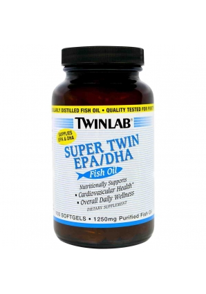 Super Twin EPA/DHA 100 капс (Twinlab)