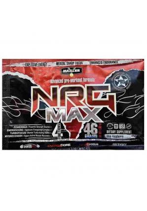 NRG MAX 46 гр (Maxler)