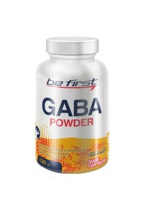 GABA Powder 120 гр (Be First)