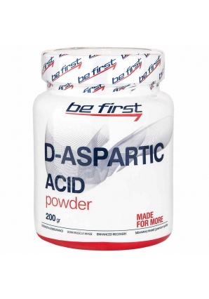 D-aspartic acid Powder 200 гр (Be First)