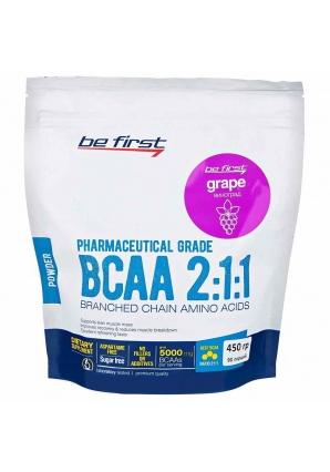 BCAA 2:1:1 powder 450 гр (Be First)