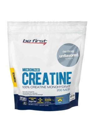 Micronized Creatine Powder 500 гр (Be First)