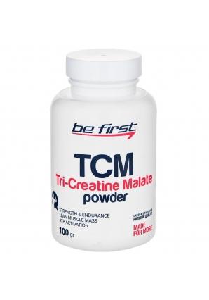 TCM (tricreatine malate) powder 100 гр (Be First)