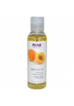 Apricot oil 118 мл (NOW)