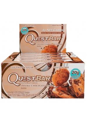 Quest Bar 12 шт 60 гр (Quest Nutrition)