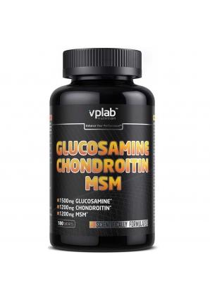 Glucosamine Chondroitin MSM 180 табл (VPLab)