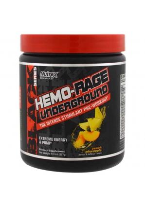 Hemo-Rage Underground 243-267 гр (Nutrex)