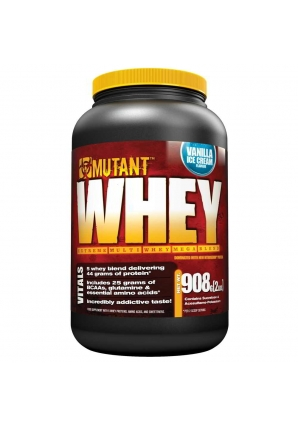 Mutant Whey 908 гр - 2 lb (Mutant)