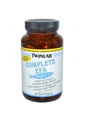 Complete Efa Omega 3-6-9 90 капс (Twinlab)