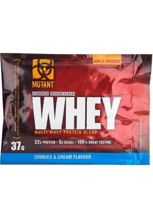 Mutant Whey 37 гр (Mutant)