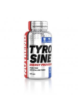 Tyrosine 120 капс (Nutrend)