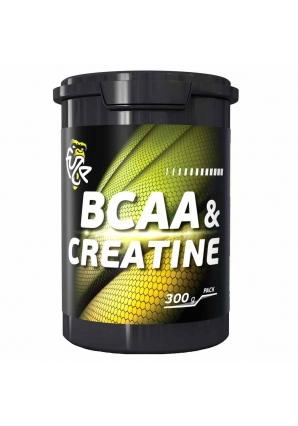 4UZE BCAA + Creatine 300 гр (Pure Protein)