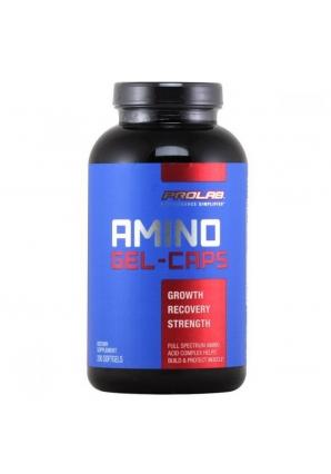 Amino gel-caps 200 капс (Prolab)